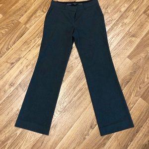 Ann Taylor Charcoal Grey Slacks